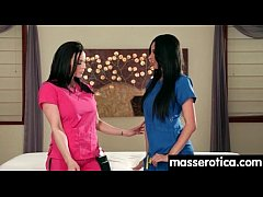 Most Erotic Girl On Girl Massage Experience 25