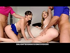 DaughterSwap - Dads Get Swapped And Fucked StepDaughters After A Makeover