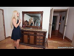 Stepmom gives her son a lesson in Fucking (smv13738)