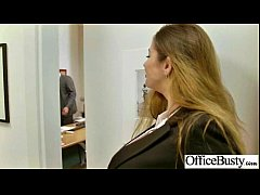 Hardcore Sex In Office With Bigtits Nasty Wild Girl vid-13