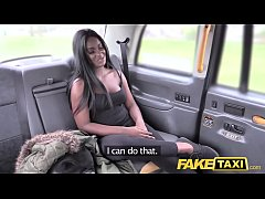 Fake Taxi Exotic dancer does backseat pleasures