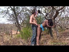 extreme fetish safari lesson