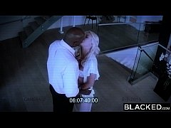 BLACKED Wife Gigi Allens Takes Her First Big Black Cock