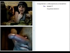 webchat 21 girl and her boyfriend reaction to my dickflash