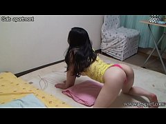 Japanese Girl Appeal Big Tits And Lower Body