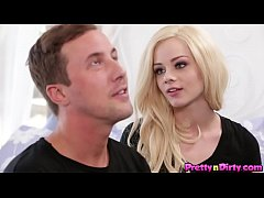 Amazing threesome scene with Elsa Jean and Jessy Jones