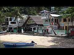 Buck Wild Shows Sabang Beach Puerto Galera Philippines