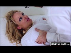 kelly madison straight jackin it double cumshot