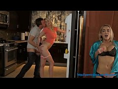 moms in control - compilation - isis love mercedes carrera devon and more...