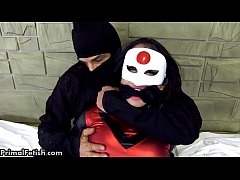 Katana Caught & Fucked by Master