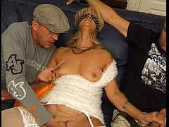 Horny French Mature