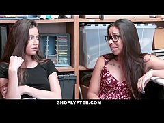 Shoplyfter - Cute BFFS Blackmailed & Fucked