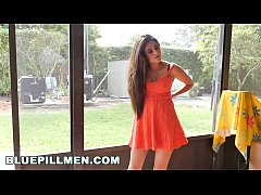 BLUEPILLMEN - Geriatric BBQ With Hot Young Latin Slut Who Loves Old Dick