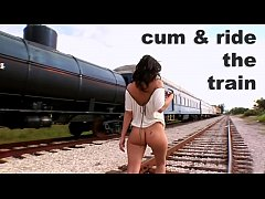 BANGBROS - Cum And Ride The Train With Charley Chase (Oldschool)