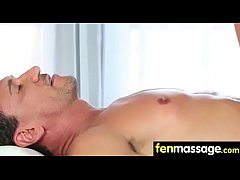Massage and Gorgeous Passionate sex 11