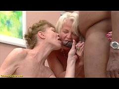 extreme horny 71 and 82 years old matures in a wild big black cock interracial deepthroat anal fuck orgy