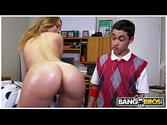 BANGBROS - Juan El Caballo Loco Goes To College, Gets Tour From Daisy Stone