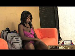DP with german ebony bukkake teen 17