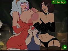 Harry Potter and Hermione The MILF - Adult Game - hentaimobilegames.blogspot.com