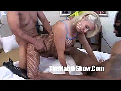 Gangbang this milf hollyberry by BBC redzilla