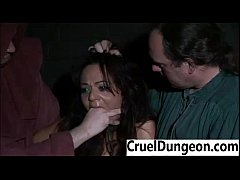 Punished with Gang Bang Inspection