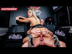 LETSDOEIT - Hot Czech Babe Julia Parker It's Ready For Some Public Fun