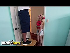 BANGBROS - Handyman J-Mac Stretches Piper Perri's Tight Teen Pussy!