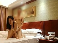 Very attractive Chinese gets fucked for cash