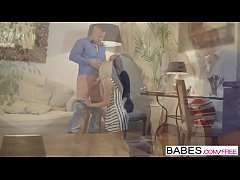 Babes - Step Mom Lessons - (Denis Reed, Victoria Puppy) - Sweetest in the Middle