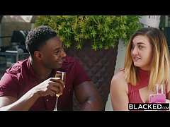 blacked evelyn claire takes on two bbc s
