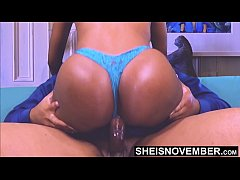 Best Creampie Dick Riding Surprise For Creampie Whore, Cute Ebony Getting Cumshot Pussy Creampie Without Knowing & Keep Fucking With Creampie Drip Out Of Her Little Slut aa Pussy With Biggest Titties Bouncing, Hot Creampie Babe Msnovember on Sheisnove