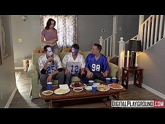 Trophy Wife Touchdown Chanel Preston cheats on husband - DigitalPlayground