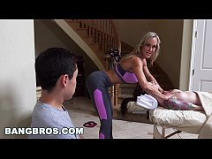 BANGBROS - Juan Gets Happy Ending from MILF Brandi Love (bbc16024)