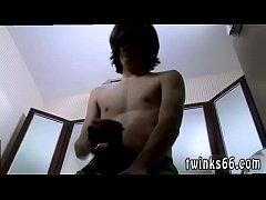 Well hung teen gay twink first time Cute Uncut Boy Squirts And Soaks
