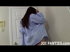 Let me do a little striptease in my panties JOI