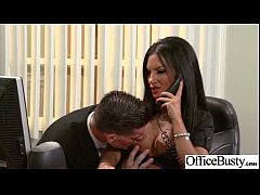 Hardcore Sex Scene In Office With Slut Naughty Busty Girl (elicia solis) clip-12