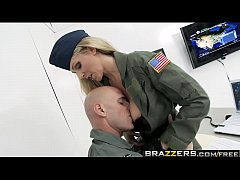 big tits in uniform - tits are always the solution scene starring julia ann and johnny sins