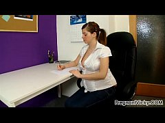 Pregnant Vicky from PregnantVicky.com #11