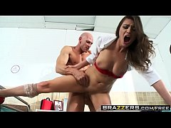 brazzers - doctor adventures - nurse nailing scene starring victoria lawson and johnny sins