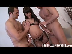 My first bisexual suck and fuck was really fun