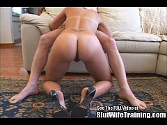 New York Broad Fucked by Dirty D Dick for Hubby