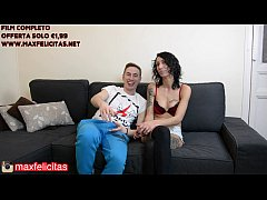 ALICE BLUES MAKES SEX WITH THE ITALIAN PORNSTAR MAX FELICITAS