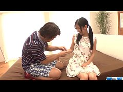 Clip sex Suzu Ichinose fantasy sex with an older man - More at 69avs com