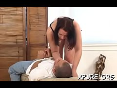This domina buries a dude's face in her love marangos and ass