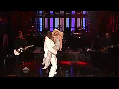 Lady GaGa - Do What U Want (Ft. R Kelly) Live SNL