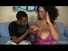 Big Titty Ebony Chick Takes BBC