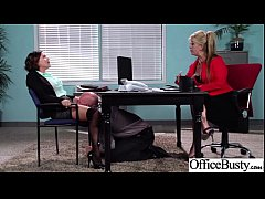(krissy lynn) Busty Slut Office Girl Like Hardcore Sex mov-21