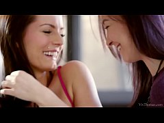 Francys Belle and Kari A Have Lesbo Fun