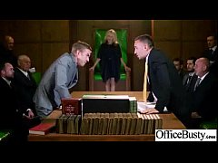 Office Sex Tape With Hungry For Cock Slut Girl (jasmine loulou) clip-18