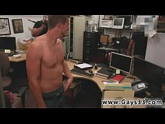 hunk model and gay hunk naked twink porn Guy finishes up with